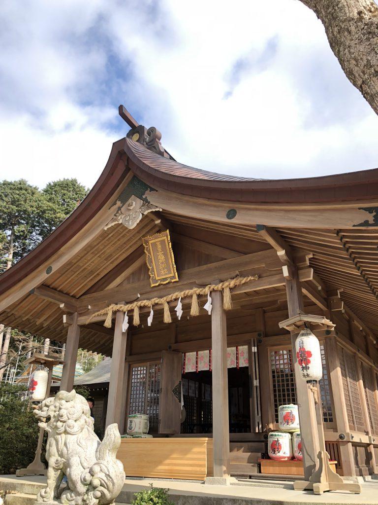 私と神社仏閣「竈門神社」